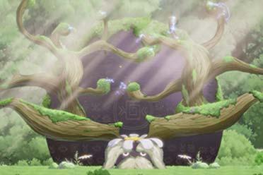 吉卜力手绘风格!治愈冒险游戏《花之灵》 8月24发售