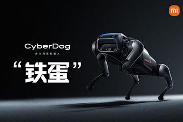 """9999元!刘慈欣大赞小米四足机器人""""铁蛋"""":评价极高"""