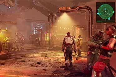 《上行战场》视角解锁后竟如此细致 赛博程度直逼2077