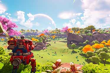 模拟经营新游《光年拓荒》上架Steam平台!支持简中