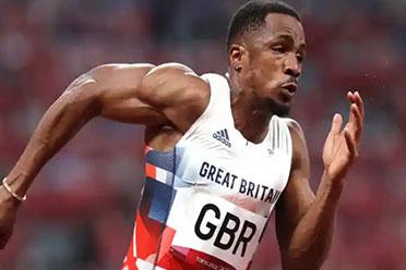 英国男子4x100选手兴奋剂检测阳性!苏炳添有望获奖牌