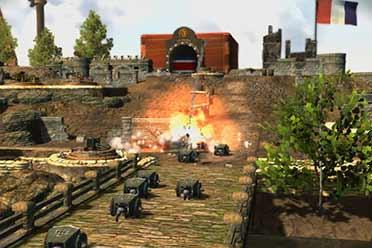 动作策略游戏《玩具士兵:HD》9月9日发售!预告片赏