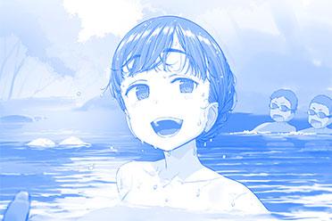 《星期一的丰满》:好身材藏水里 蚊香眼JK泳衣不见了