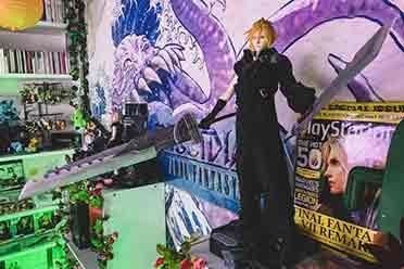 超级铁粉!《最终幻想》粉丝收藏品数量创世界纪录