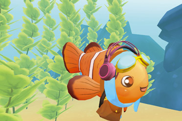 水下休闲跑步游戏《珊瑚探索》游侠专题站上线