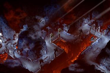科幻题材塔防策略游戏《另一个地牢》游侠专题站上线