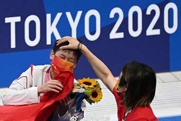 """14岁奥运冠军""""全红婵""""被抢注商标:夺金当日最早申请"""