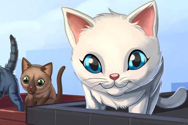 可爱休闲风解谜吸猫游戏《SudoKats》游侠专题上线