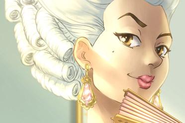 视觉小说冒险游戏《野心权力的小步舞曲》专题上线