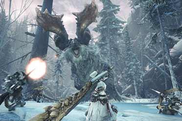 Steam每日特惠:《怪物猎人世界:冰原》惊喜促销价!