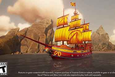 GC21:《盗贼之海》与《无主之地》即日起展开联动!