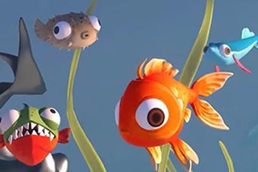 扮演鱼儿逃离圈养奔向大海!《我是小鱼儿》9.17发售!