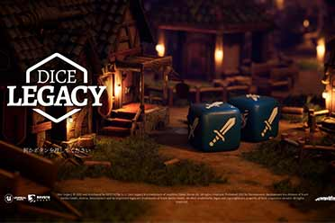 《骰子遗产》开拓命运与野蛮之地 日媒B测游戏概览