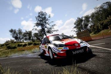 竞速游戏新作《世界汽车拉力锦标赛10》专题站上线