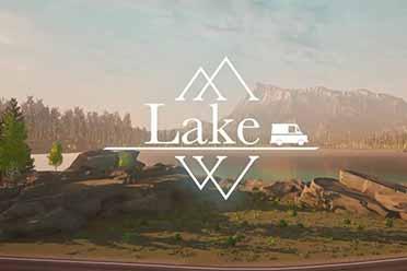 GC21:开放世界《Lake》实机 宁静的小镇信使生活!