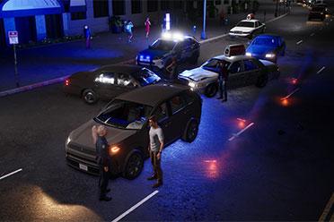 《警察模拟器:巡警》多人模式更新!与好友合作破案