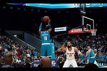 《NBA 2K22》发布最新实机演示预告 9月10日正式发售