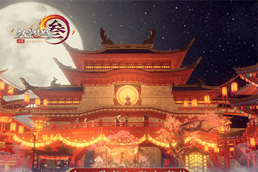 北田医学校服高清原画热播《剑网3》《大唐幻夜》客串凤凰传奇花絮
