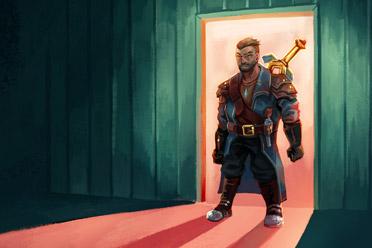 回合制角色扮演游戏《总督The Magister》专题上线