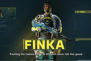 《彩虹六号:异种》新预告片:Finka的纳米机器人爆强