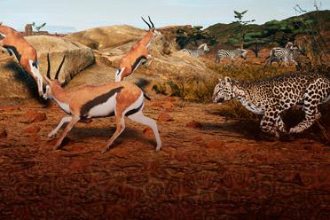 开放世界动物模拟生存游戏《动物世界生存》专题上线