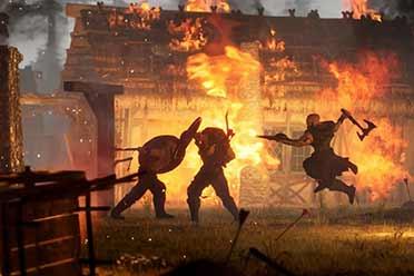 横版动作冒险《钢之铸歌》PC/Xbox平台发售!带简中
