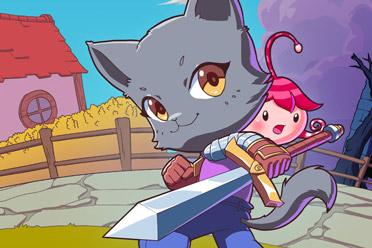 活泼可爱的动作冒险RPG《奇塔利亚童话》专题上线