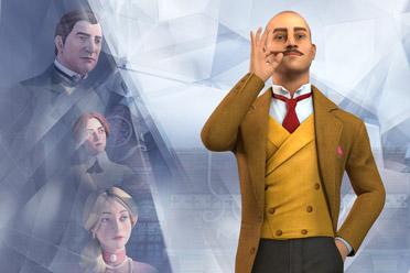 阿加莎侦探游戏《赫尔克里波洛最初的案件》专题上线