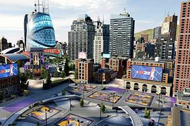 《NBA 2K22》新预告 展示次世代主机的「篮球之城」