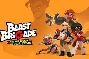 2D平台射击游戏《Blast Brigade》即将登陆PC及主机