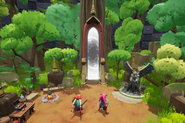 Roguelike战术动作角色扮演游戏《勇攀高塔》专题上线