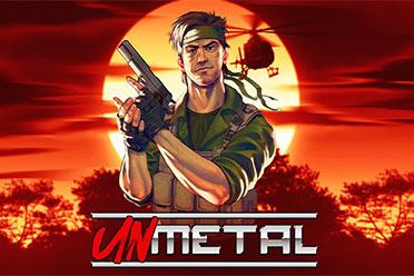 致敬合金装备!像素风新作《Unmetal》发布玩法预告