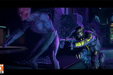 《彩虹六号:异种》剧情宣传片公开 2022年1月发售