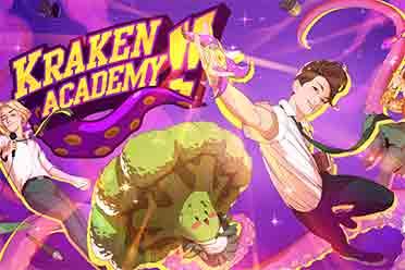 校园解谜RPG《海怪学院》现已发售,同人创作活动开启