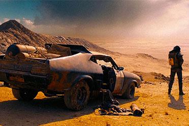 想当真废土客?《疯狂麦克斯:狂暴之路》道具车拍卖