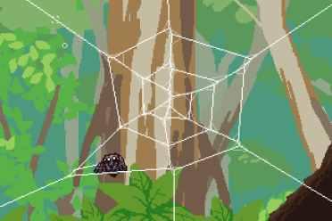 2D蜘蛛侠?超可爱小游戏《勇网直前》Steam好评如潮