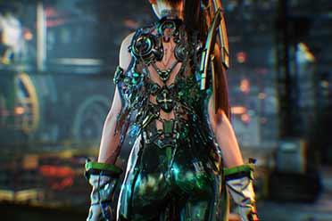 《夏娃计划》情报公开:战斗核心是BG槽 女主可换装!