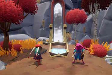 Roguelike战术角色扮演《勇攀高塔》9月21日正式发售
