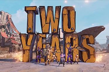 《无主之地3》发售两周年!官方宣布开启新活动事件