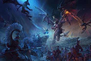 《全面战争:战锤3》跳票 官方称游戏在2022年初发布