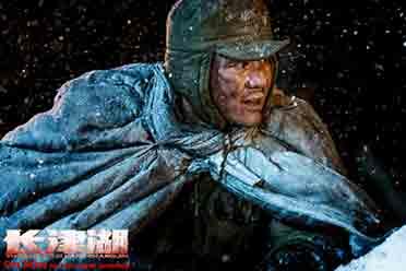 《�L津湖》新幕後特�公布 冰天雪地仍不落英勇�L貌