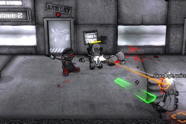街机风格射击游戏《狂暴之徒联合计划》游侠专题上线
