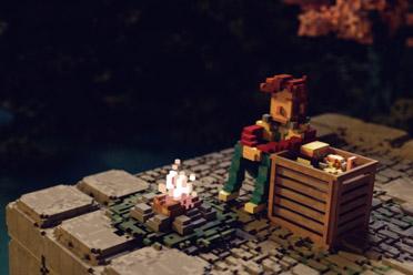 关于推箱子的益智游戏《篝火峰峦》游侠专题站上线