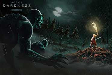 硬核黑暗风RTS《黑暗纪元:四面楚歌》10月上线Steam