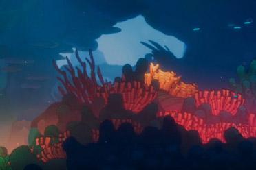 海底都市动作冒险游戏《弃海波弟大冒险》专题上线