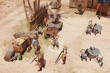策略游戏新作《铁血联盟3》正式公布!预告片截图首曝