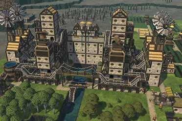 Steam每日特惠:海狸城市建造游戏《木架》便宜卖!