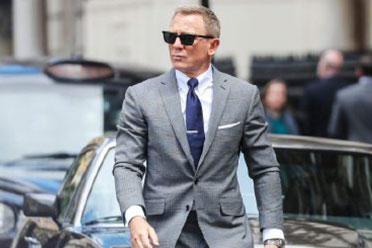 丹尼尔·克雷格007告别秀 《007:无暇赴死》国内定档