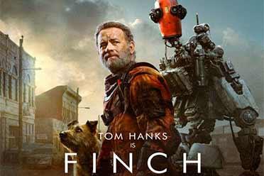 末日科幻电影《芬奇的旅程》预告发布 汤姆·汉克斯主演