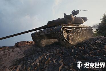 假日特惠核能引爆《坦克世界》J系八金T56决战赛场